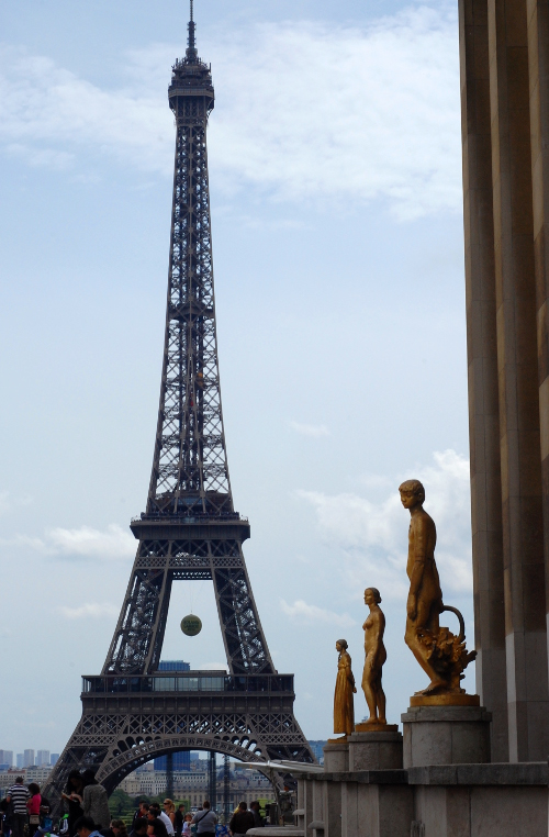 Eiffel from Chaillot