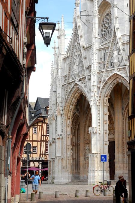Eglise de Saint Maclou